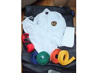 Kids Karate Outfit (5 - 8 year old)