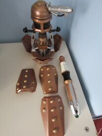 Dr Who Dalek Space Ship