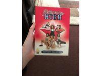FOR SALE: Britannia High DVDs