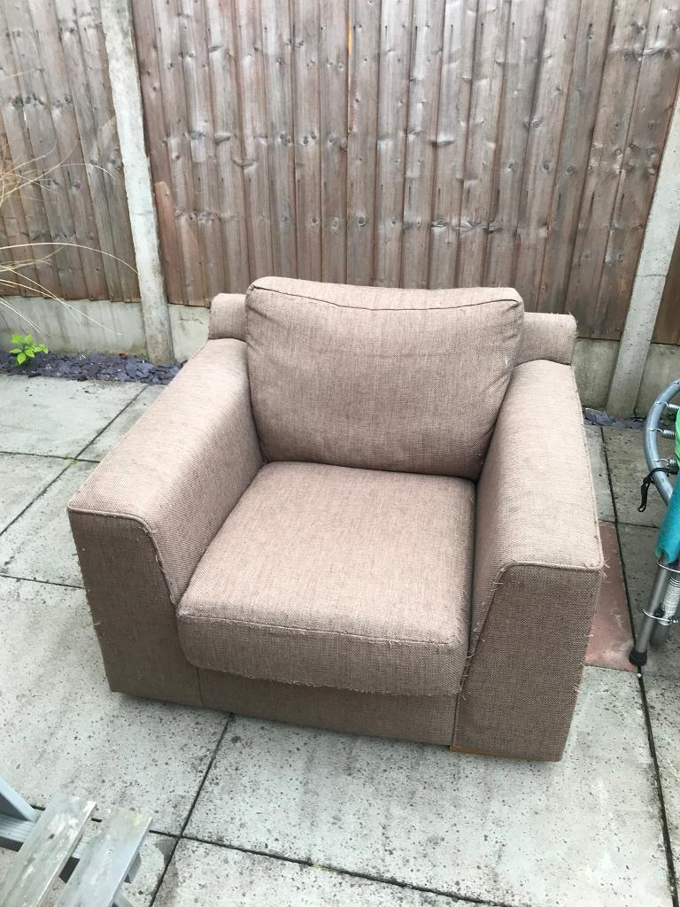 Free armchair | in Sale, Manchester | Gumtree