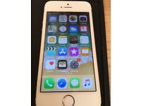 iPhone 5s (O2) Immaculate Condition