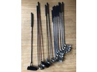 Ping zing red dot irons plus drivers
