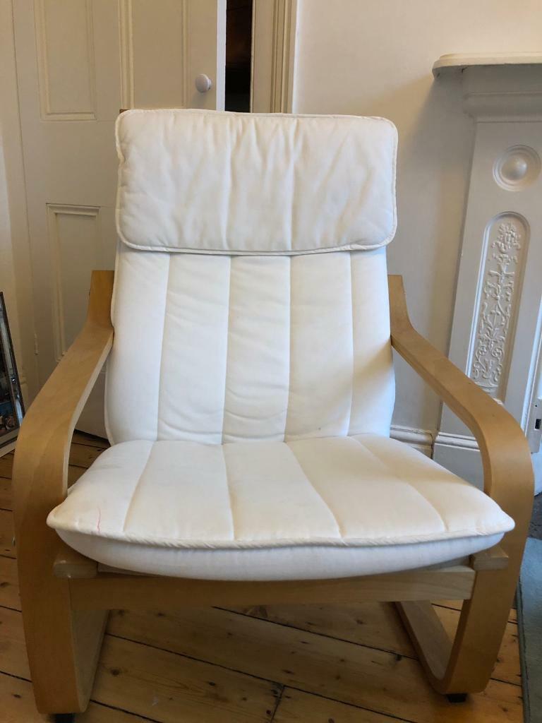 Fabulous Ikea Poang Chair In Penny Lane Merseyside Gumtree Ibusinesslaw Wood Chair Design Ideas Ibusinesslaworg