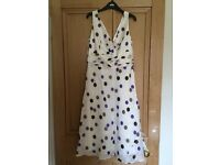 Selection of quality nearly new dresses, designer names, variety of sizes
