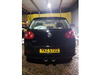 Mk5 golf 1.9 tdi 105bhp 124k full years mot £1600 ONO! Not polo Jetta Audi A4 A3 Passat seat Leon