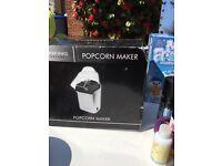 Popcorn maker (electric)