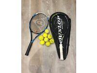 DUNLOP tennis rackets