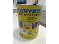 ACRYPOL WATERPROOF ROOF COATING