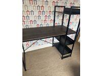 Desk - Charleena Computer Desk (Wayfair)