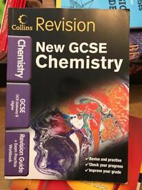 NEW SYLLABUS CHEMISTRY REVISION BOOK