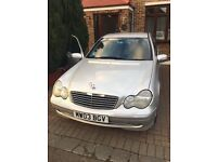 Mercedes C200 1.8 Automatic for sale