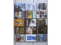 Collection of BMX and Skateboard DVDs Props, Hot Chocolate, 411VM, Tony Hawks Skate x15