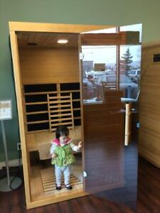 demo new sauna for clearance sale,  start from $1499 Edmonton Edmonton Area Preview