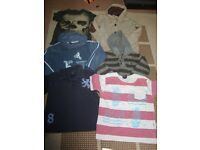 coats prices on picture or £10 the lot bundle 8 years, 8-9 years £15 or £20 the lot