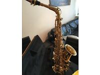 Alto Saxophone Sakkusu - PERFECT CONDITION