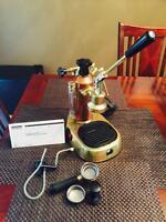 Rare espresso machine. La Pavoni Professional Europiccolla