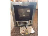 GAS FIRE ( GLOBAL FANTASY HE ) HIGH EFFICIENCY - BRAND NEW IN BOX