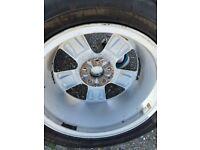 """Ford Focus MK2 2005-2011 16""""Inch Single Alloy Wheel 205/55/R16 4M51-EB"""