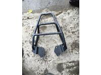 Honda cbf125 rear rack top box