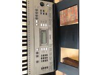 Children's Yamaha keyboard - perfect condition