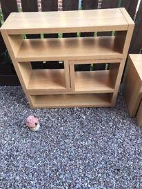 Asda oak living room furniture 5 pieces