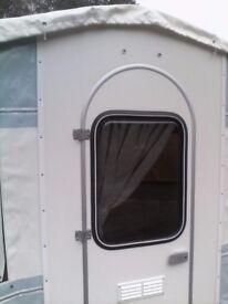 Dandy trailer tent / folding camper