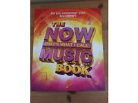 Now music book