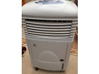 Champion water air cooler perfect condition only £25 as new.