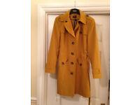 M&S Ladies Trench Coat Size 8-10