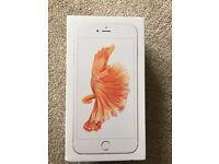 Apple iPhone 6s Plus 64gb unlocked £520