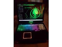 alienware mx17r2
