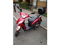 For sale Honda vision 110cc