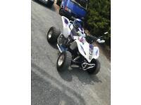 2005 Suzuki ltz Road legal 600cc px
