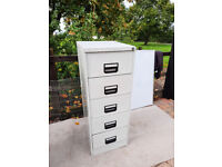 Heavy Duty Filing Cabinets 5 Drawers for Workshop Industrial Commercial Lock with Keys