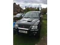 Mitsubishi L200 Warrior with Completely Rebuilt Engine