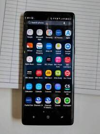 Excellent condition Samsung galaxy note 8 for sale