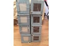 8 boxes of brand new Homebase ceramic small wall tiles