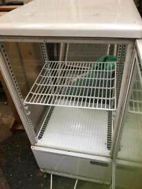 Display fridge hardly used