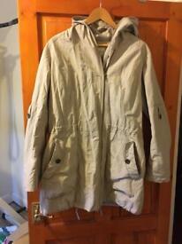 M&S beige Jacket Size 16 'INDIGO'