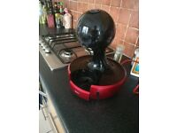 NESCAFE Dolce Gusto Drop Automatic Coffee Machine - Red