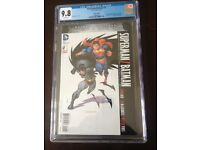 DC SUPERMAN/BATMAN #1 CGC 9.8 COMIC