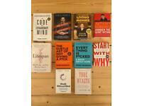 Books free to a good home...