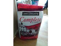 Arkwright's complete dog food Beef 15kg sack