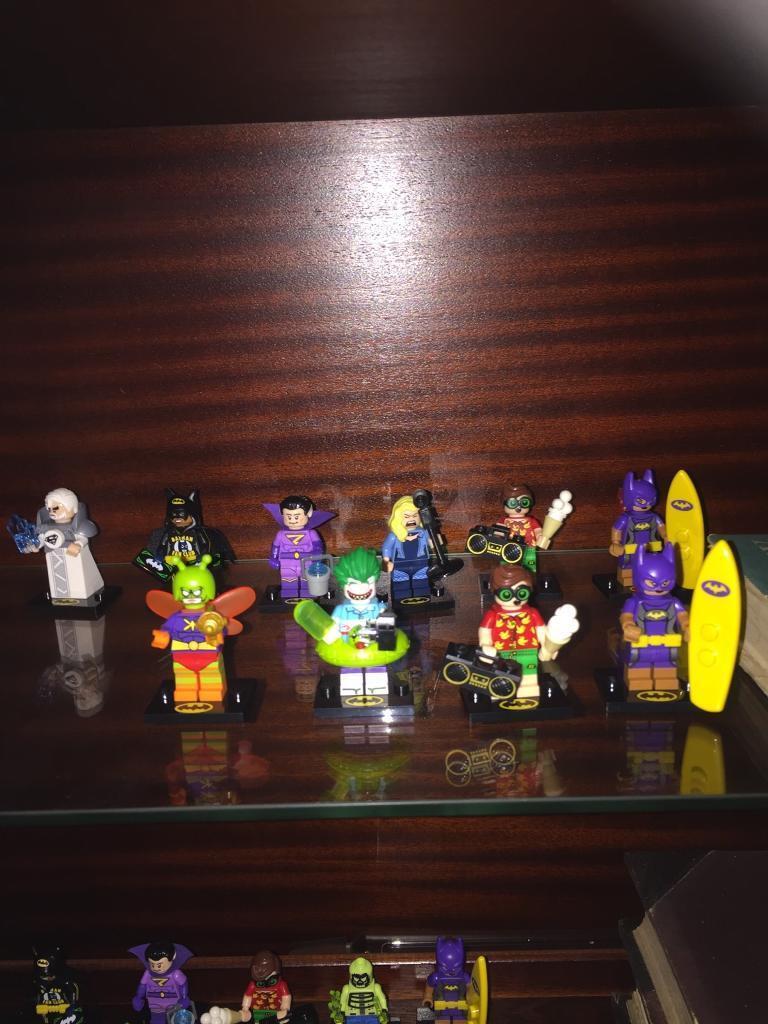 LEGO Batman series 2 mini figures