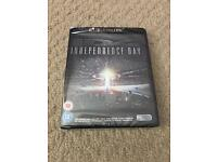 Independence Day ID4. 4 K ULTRA HD DVD