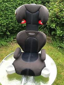 Child's booster seat Graco