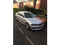 "BMW 328ci aerodynamic edition double vanos engine 18"" staggered csl alloys not m3 m5 drift BMW e46"