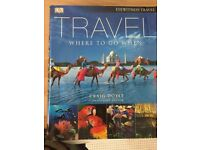 TRAVEL- WHERE TO GO & WHEN BOOK