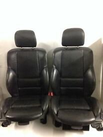 BMW 3 Series 330i Msport Black Leather Seats