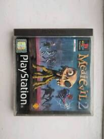 Medievil 2 PS1 Game